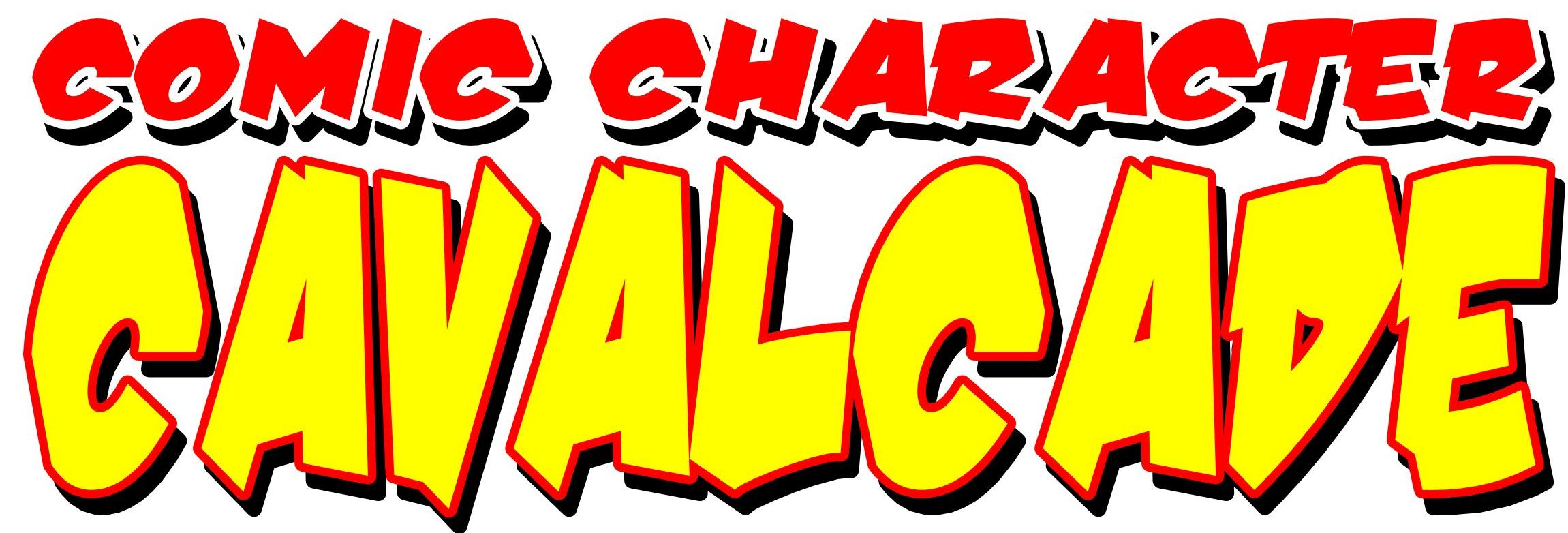 Comic Character Cavalcade