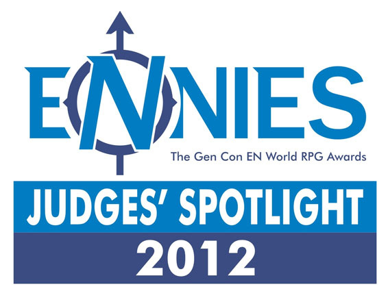 ENnies Judges' Spotlight Award Winner