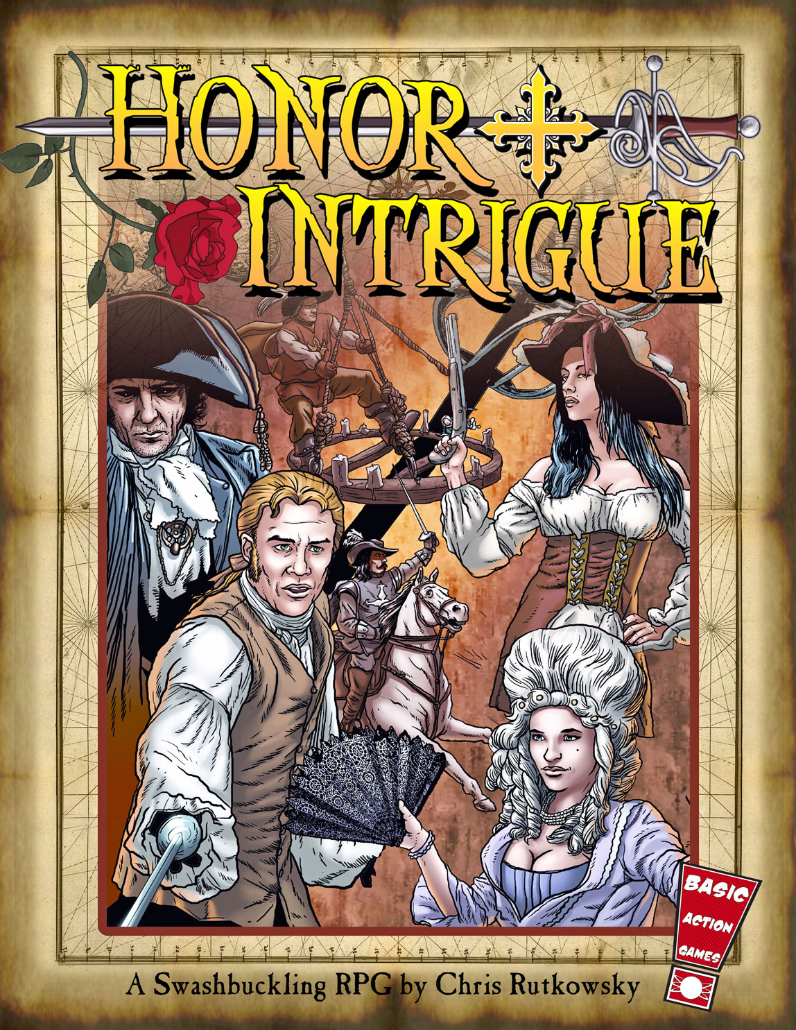 Honor +                         Intrigue Cover Image