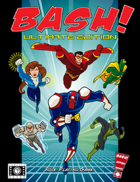 BASH!                                 Ultimate Edition Cover
