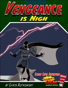 Vengeance is Nigh Cover